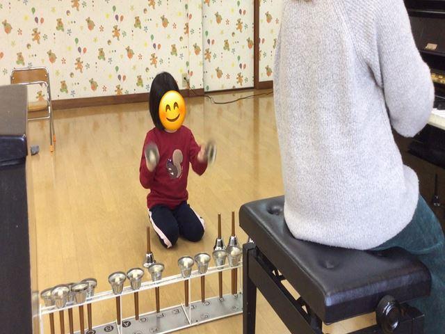 ベルトピアノで合奏